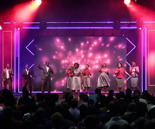 Stage Audio Works Hope Restoration Ministries