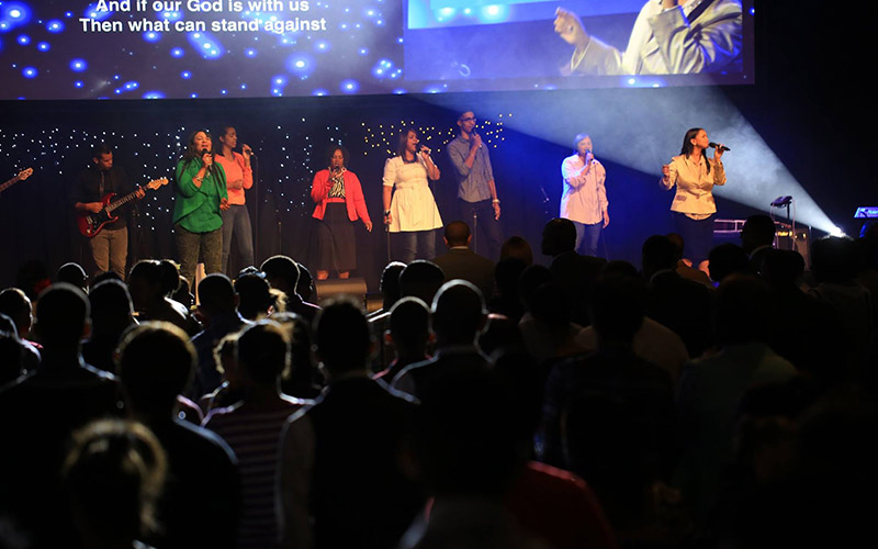 Stage Audio Works | New Direction Grace Church |