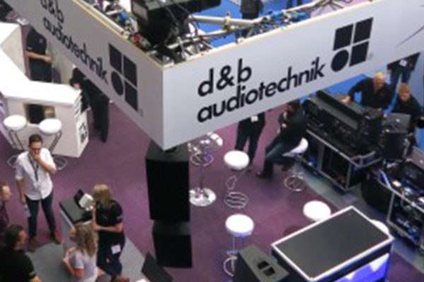 Stage Audio Works d&b