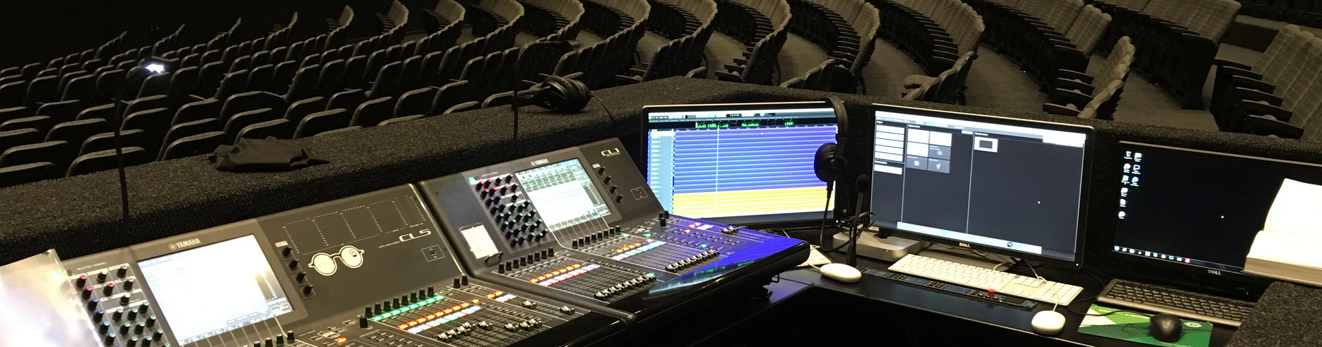 Stage Audio Works - Yamaha Consoles