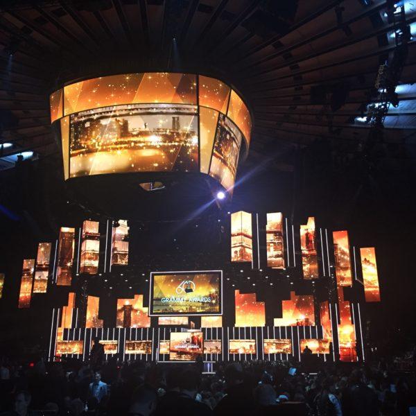 SENNHEISER DELIVERS WINNING WIRELESS AT 2018 GRAMMY AWARDS