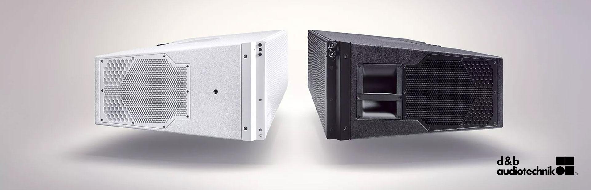 Stage Audio Works - d&b KSLi System